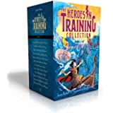 Heroes in Training Olympian Collection Books 1-12: Zeus and the Thunderbolt of Doom; Poseidon and the Sea of Fury; Hades and