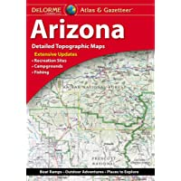 DeLorme Atlas & Gazetteer: Arizona