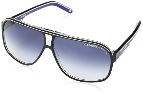 Carrera mixte adulte Grand Prix 2 08 T5C 64 Montures de lunettes, Noir  (Black 2a40a414152e