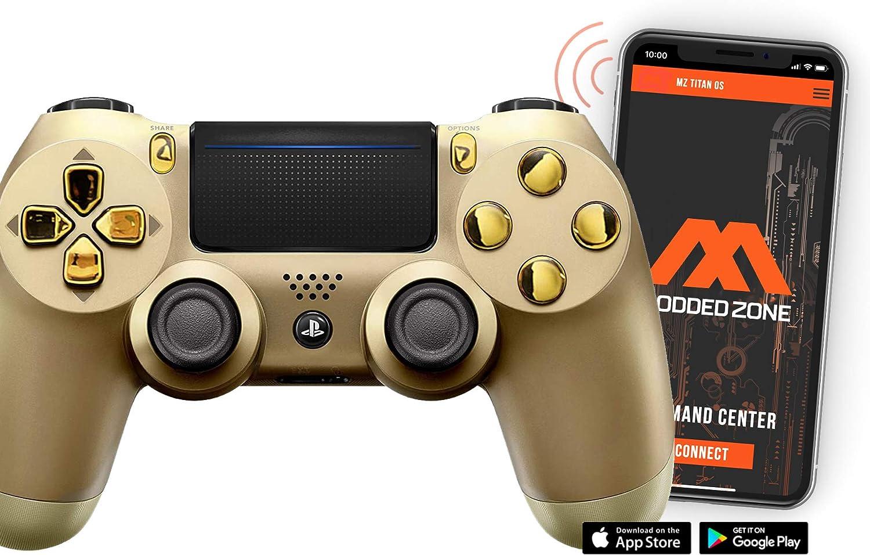 Mods de control inteligente para PS4 Pro de disparo rápido para FPS todos los juegos principales de disparos Warzone y más (CUH-ZCT2U)