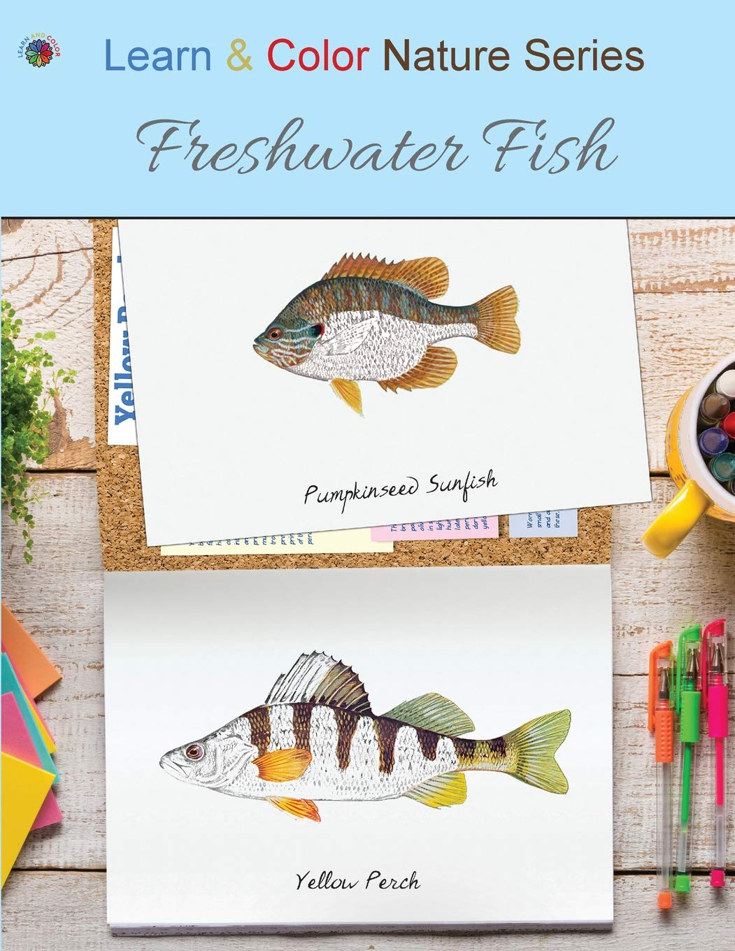 Freshwater Fish Learn Color Nature product image