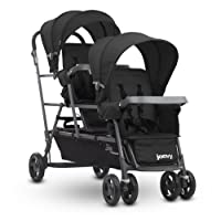 Deals on Joovy Big Caboose Graphite Stand On Triple Stroller