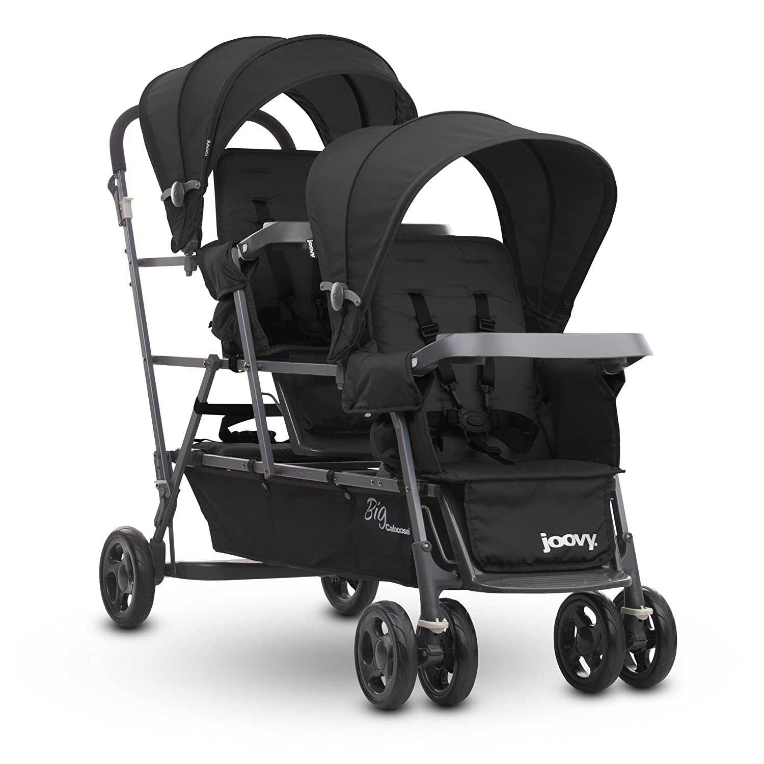 Top 7 Best Tandem Strollers Reviews in 2020 7
