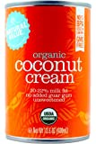 Natural Value Organic Coconut Cream, 13.5 Ounce