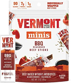 product image for Vermont Smoke & Cure Abf Bbq Beef Sticks, 3 O (Original Version (2 pack))