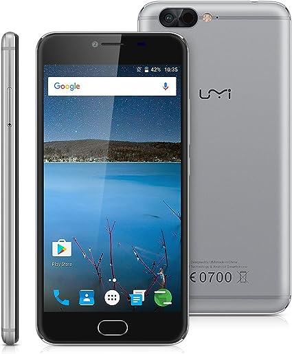 Umi Z - 4G Smartphone Libre Android 6.0 (Pantalla FHD 5.5
