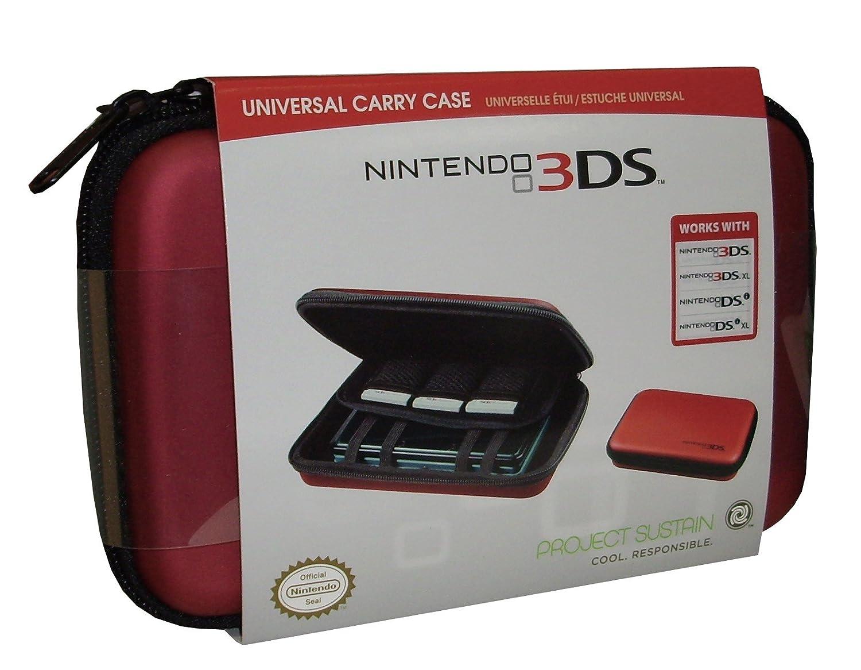 Good Deal - Funda Portátil, Color Rojo (Nintendo 3Ds ...