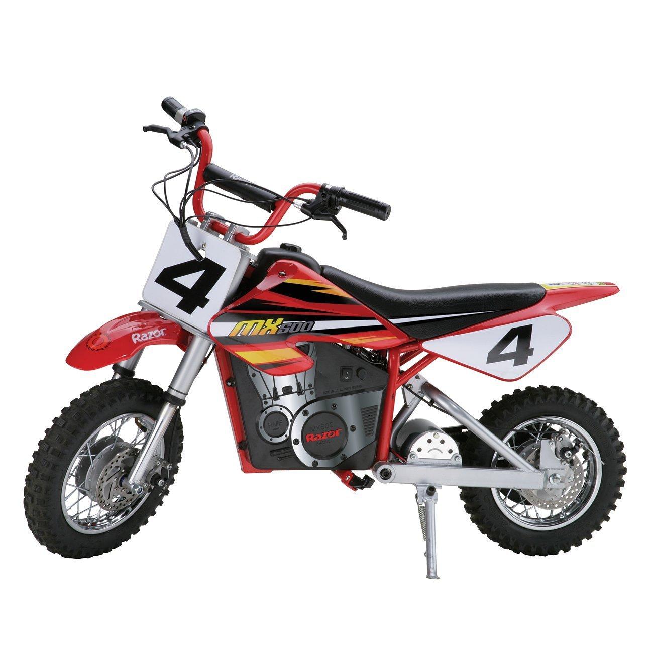 Razor MX500 Dirt Rocket Electric Motocross Bike by Razor