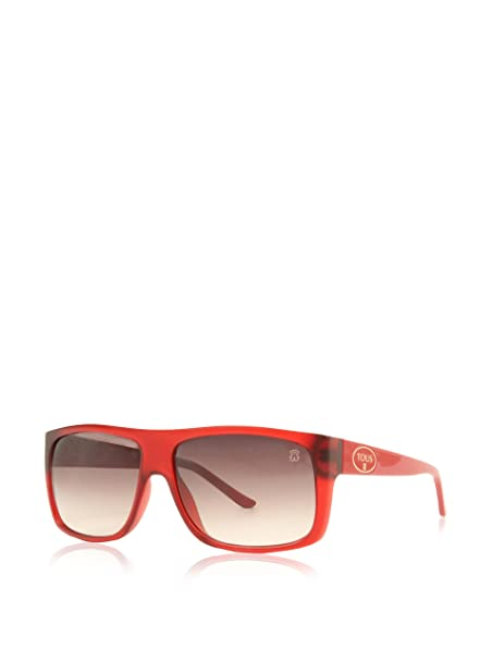 Tous STO737-0D41 Gafas de sol, Aviador, 56, Red: Amazon.es ...