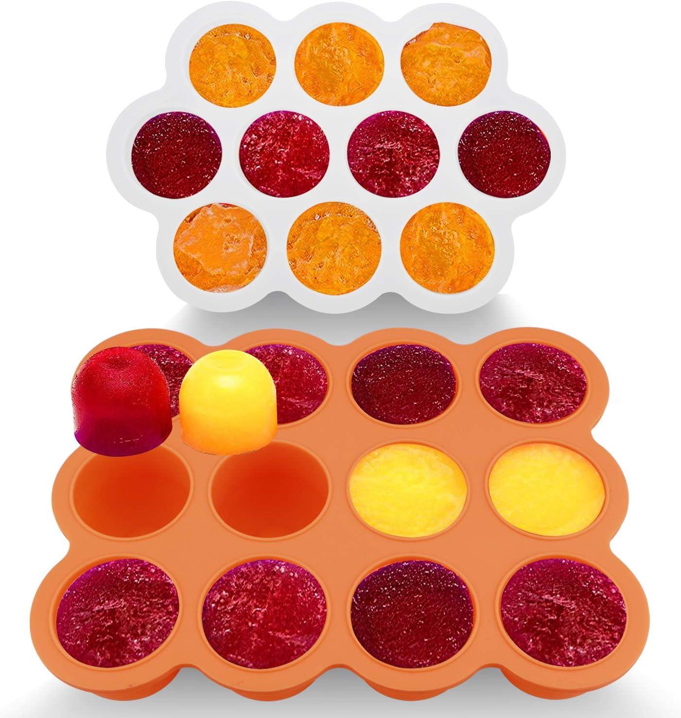 Annabel Karmel par NUK Frozen Baby Food conteneur de stockage//Food Cube Congélateur Plateau,
