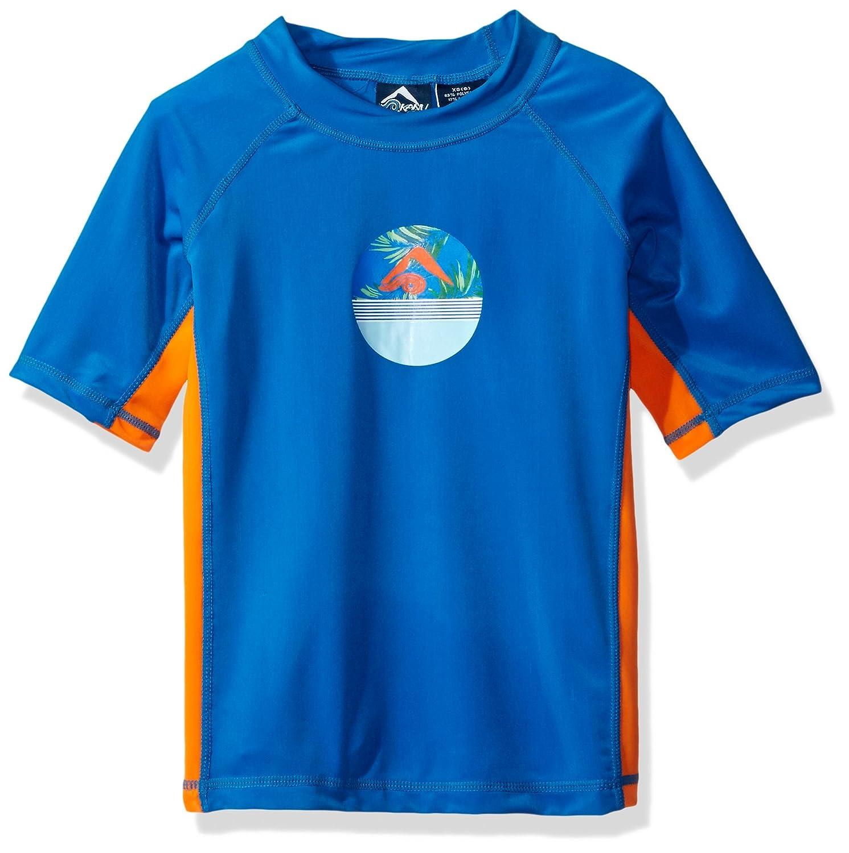 Kanu Surf Boys' Condor UPF 50+ Sun Protective Rashguard 4487