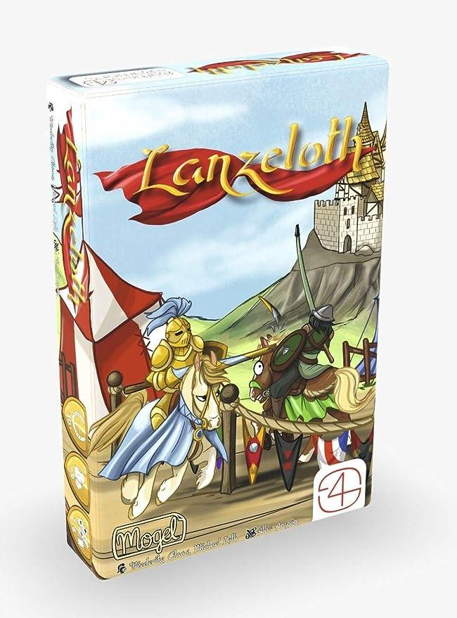 Games 4 Gamers Lanzeloth-Juego de Mesa [Castellano], multicolor (8436566030151) , color/modelo surtido: Amazon.es: Juguetes y juegos