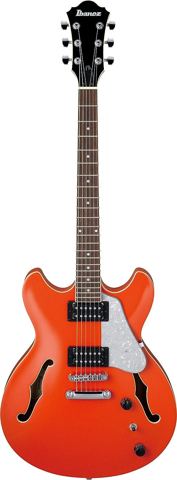 Ibanez Artcore Vibrante AS63 Semi-Hollow - Twilight Orange