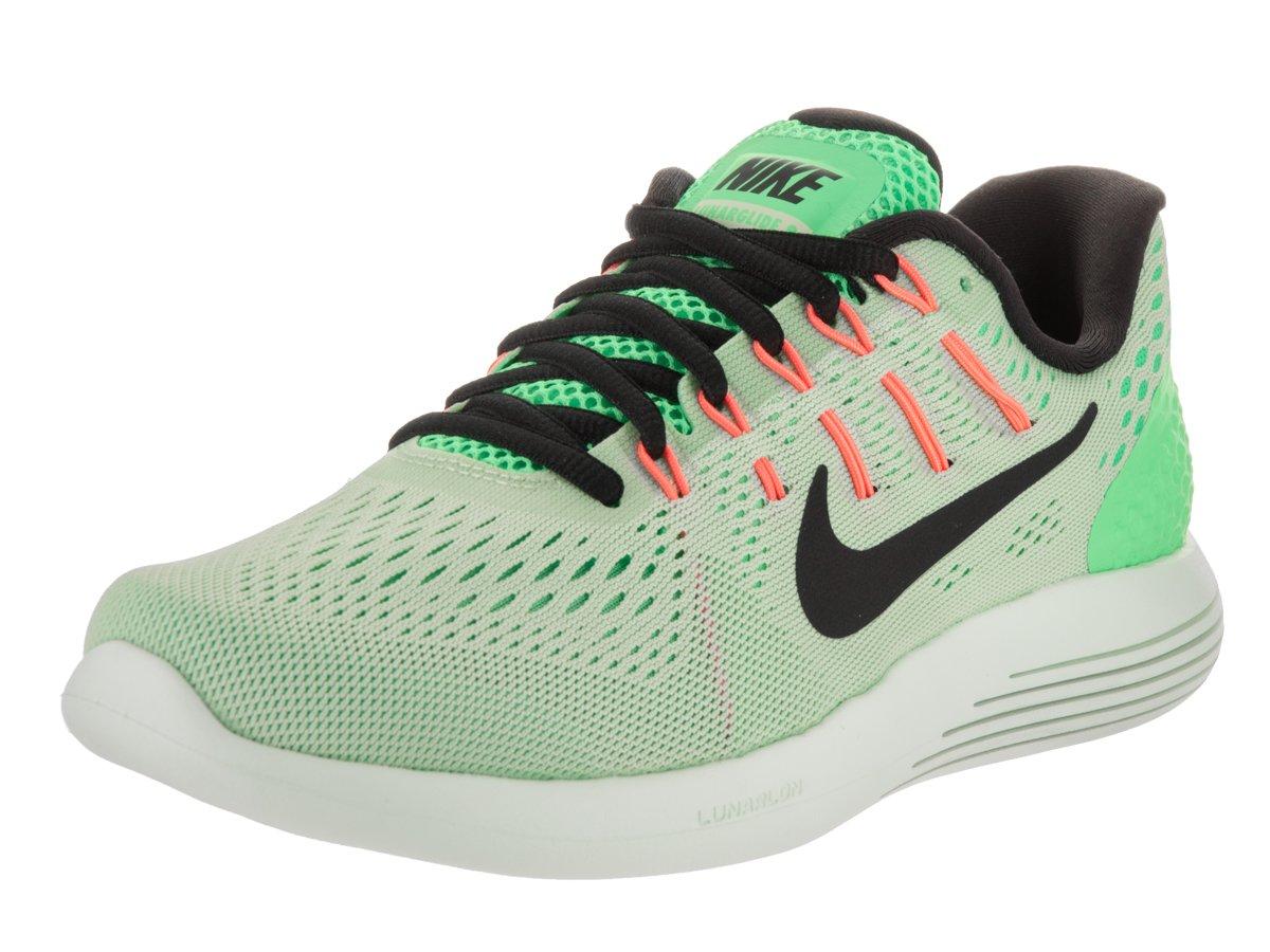 Nike WMNS Lunarglide 8 - Fresh Mint schwarz-Electro Grün