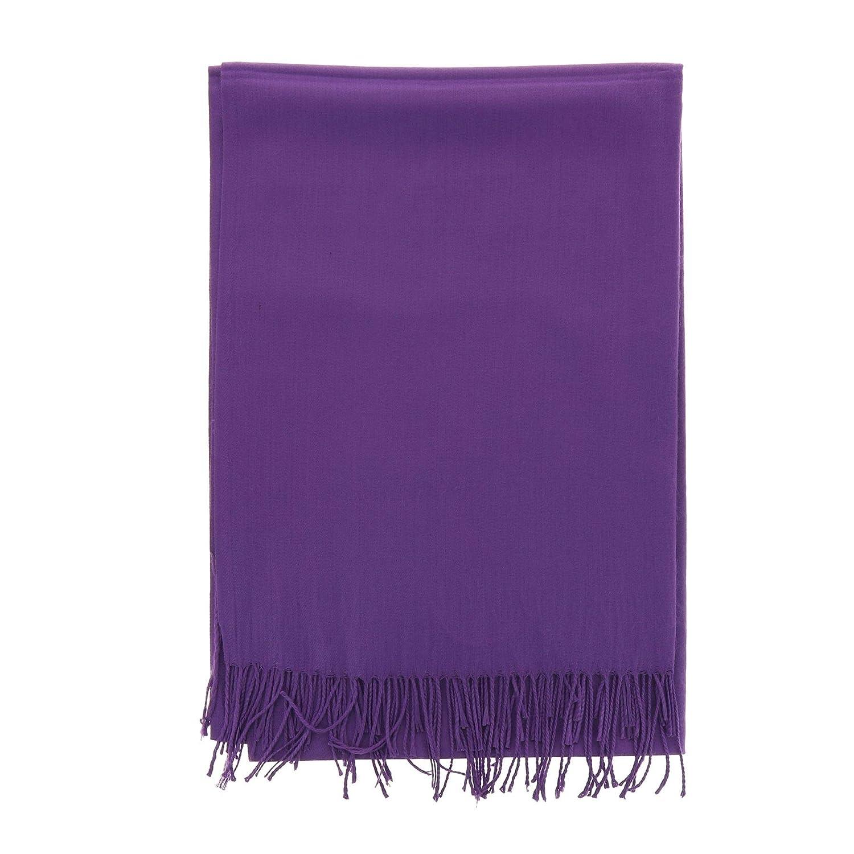 FASHIONGEN - Echarpe, pashmina laine 190 cm Bachra Meilleurs cadeaux ... f16cd060362