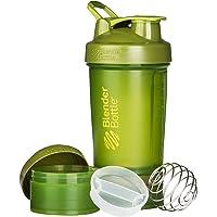 BlenderBottle ProStak - Botella de agua y mezcladora, 650 ml