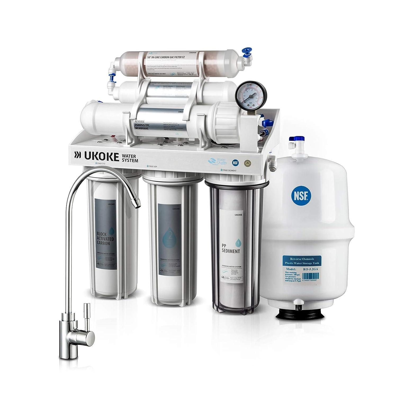 0edf3df17de Ukoke UWFS01W Filter Water System