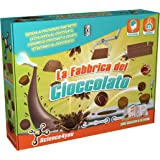 Science4you La Fabbrica del Cioccolato Gioco di Cucina Educativo e Scientifico