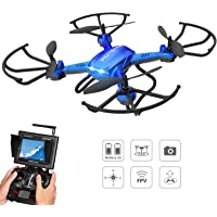 Potensic RC Drone Quadcopter with 720p HD Camera