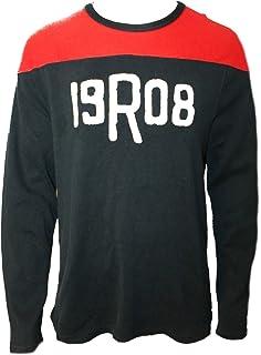 41e9da567e8e Polo Ralph Lauren Mens Long Sleeve Football Rugy Top TW16