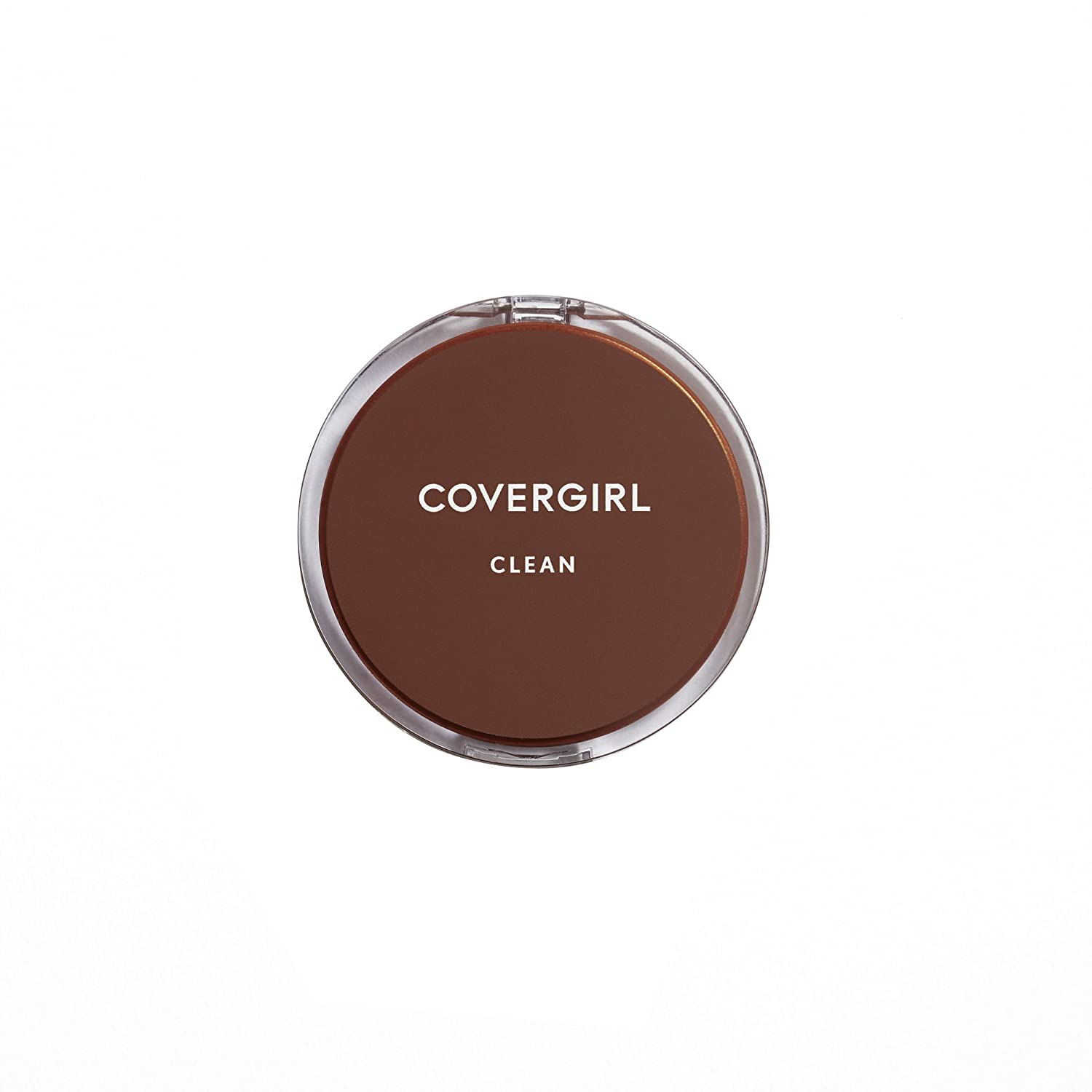 COVERGIRL Clean Pressed Powder Foundation Buff Beige, .39 oz (packaging may vary) CGRMQ2211