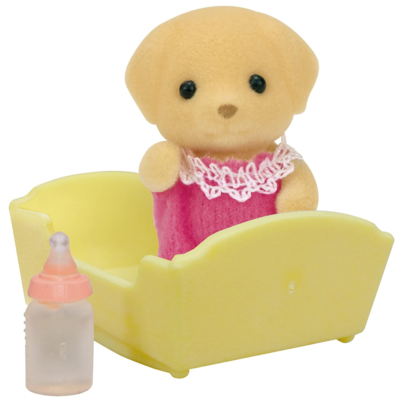 Sylvanian Families Yellow Labrador Baby Epoch 5187