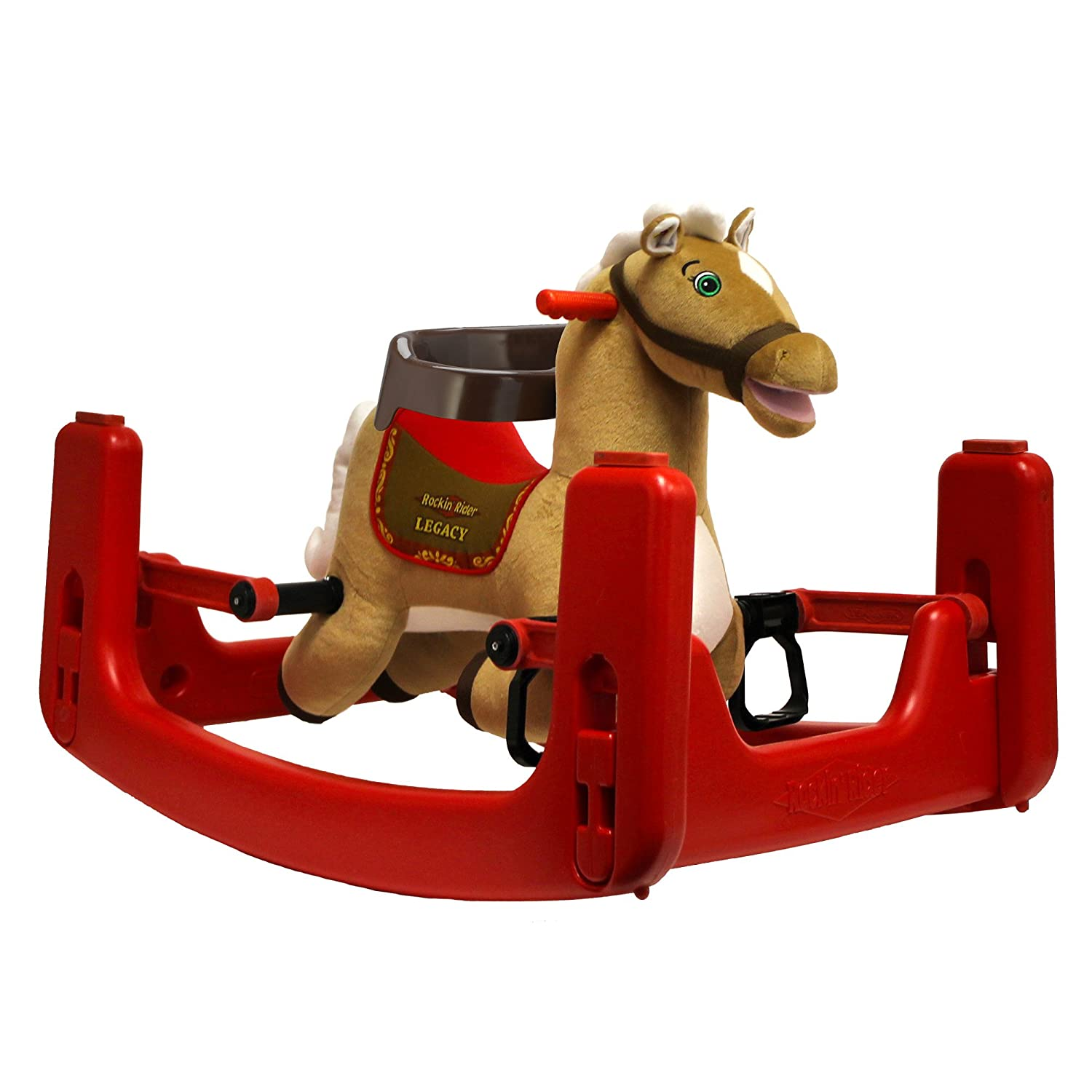 Amazon Rockin Rider Legacy Grow with Me Pony Toys & Games
