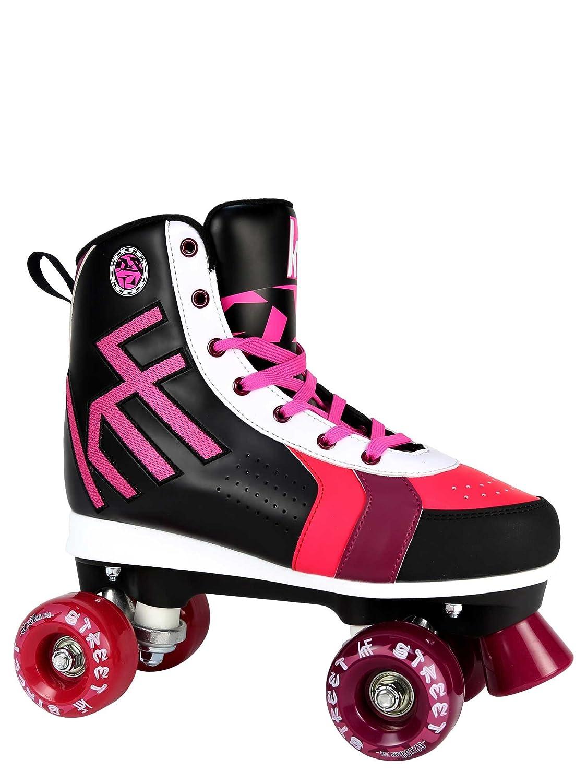 KRF The New Urban Concept Girls Street Junior Quad Roller Skates