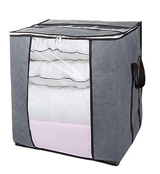 Amazon.com: HAYOSNFO - Bolsa de almacenamiento de ropa de ...