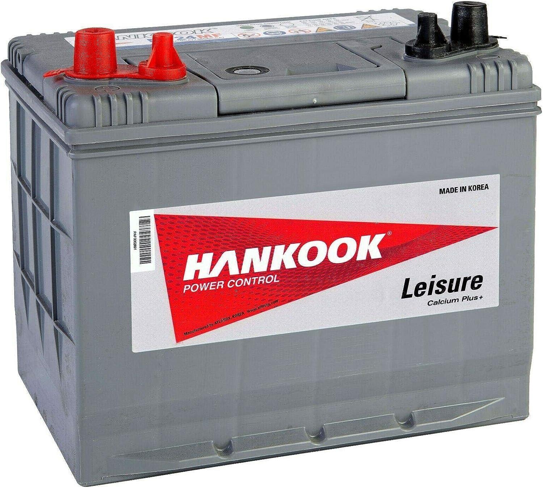 257x172x220mm Camping Car Bateau Caravane Hankook XV24MF 12V 85Ah Batterie D/écharge Lente Pour Loisir
