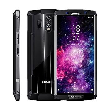 HOMTOM HT70 Móvil y Smartphone Libre 4G Android 7.0 18:9 Pantalla ...