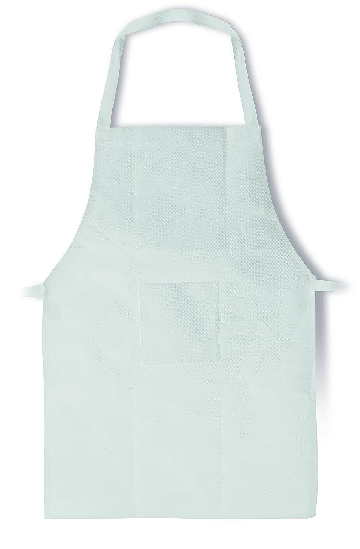 Subito disponibile Grembiule da cucina bambino bambina bambini in TNT tessuto non tessuto