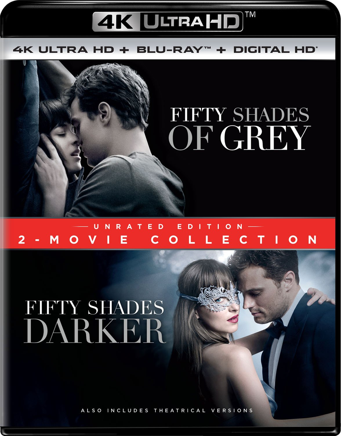Fifty Shades of Grey 4K Ultra.