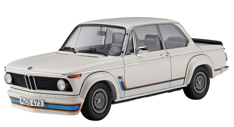 ハセガワ 1/24 ヒストリックカーシリーズ BMW 2002ターボ プラモデル