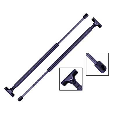 2 Pieces (Set) Tuff Support Liftgate Lift Supports 1997 To 2001 Jeep Cherokee Xj: Automotive