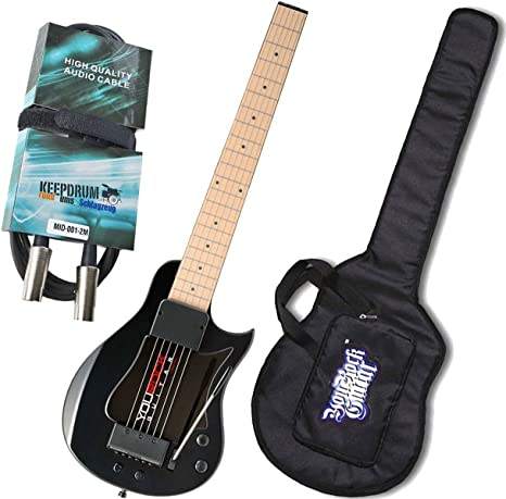 You Rock Guitar Yrg de 1000 Midi de guitarra controlador + Funda + ...