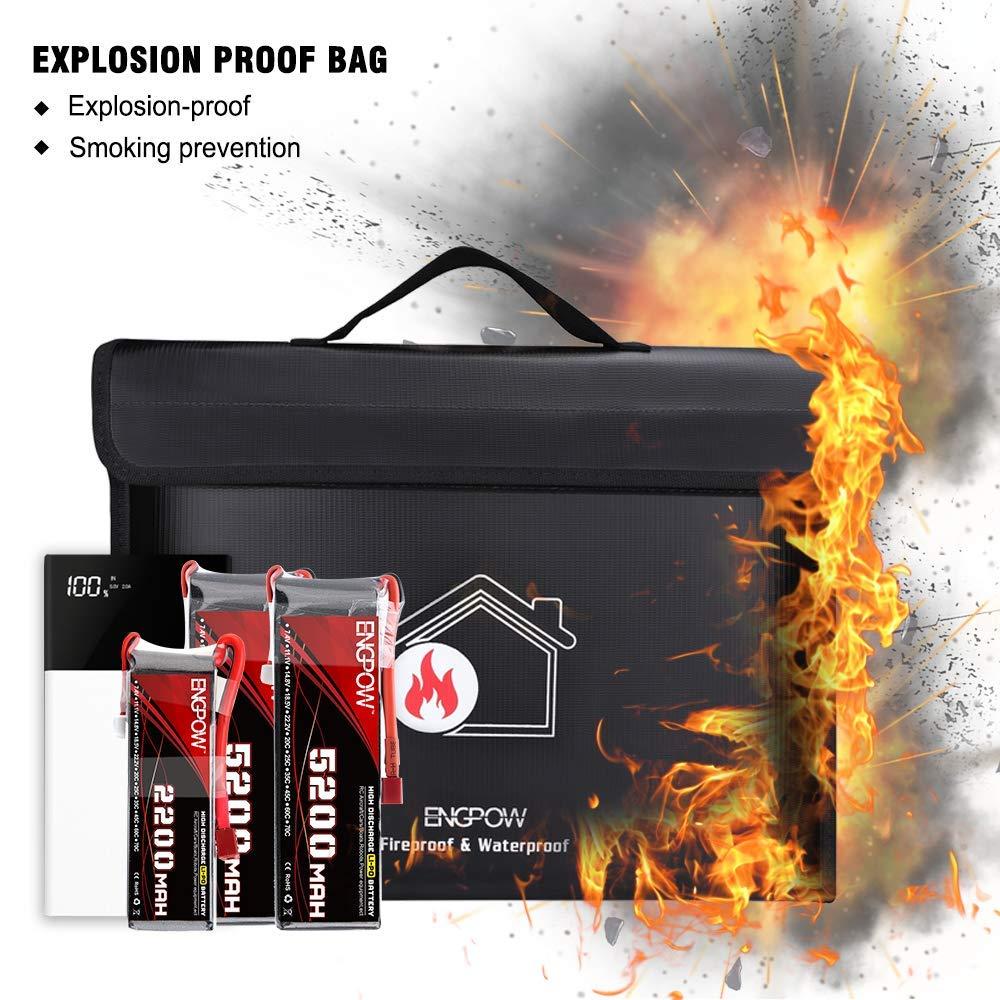 Fireproof Document Bag 15\
