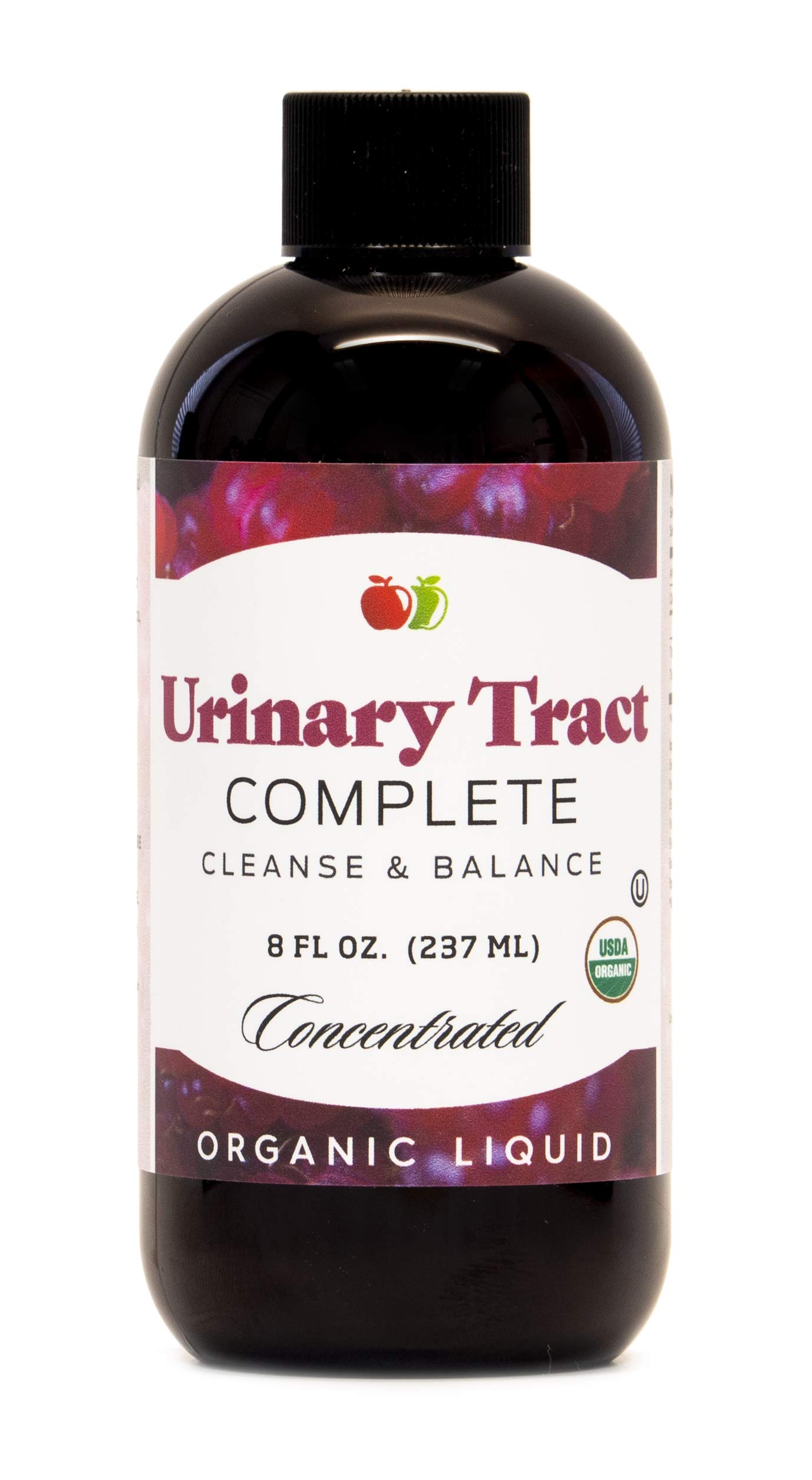 Urinary Tract Complete 8oz - Organic UTI Cleanse, Defense, Health, Infection Treatment by Complete Natural Products