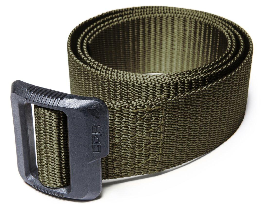 CQR CQ-MZT01-GRN_S(w28-30) Tactical Belt 100% Full Refund Assurance Nylon Webbing EDC Duty 1.5'' Belt MZT01 by CQR (Image #4)