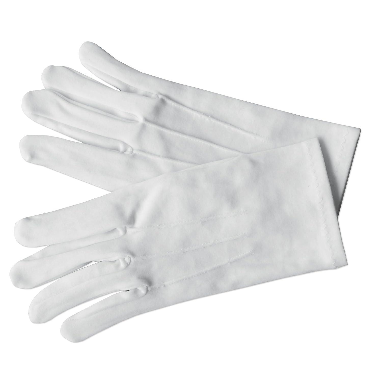 Nylon Gloves (White) 900-FBA
