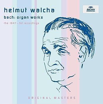 1952collOriginal Masters Des Orgue1947 Bach Oeuvres Pour Intégrale DYWEH9I2