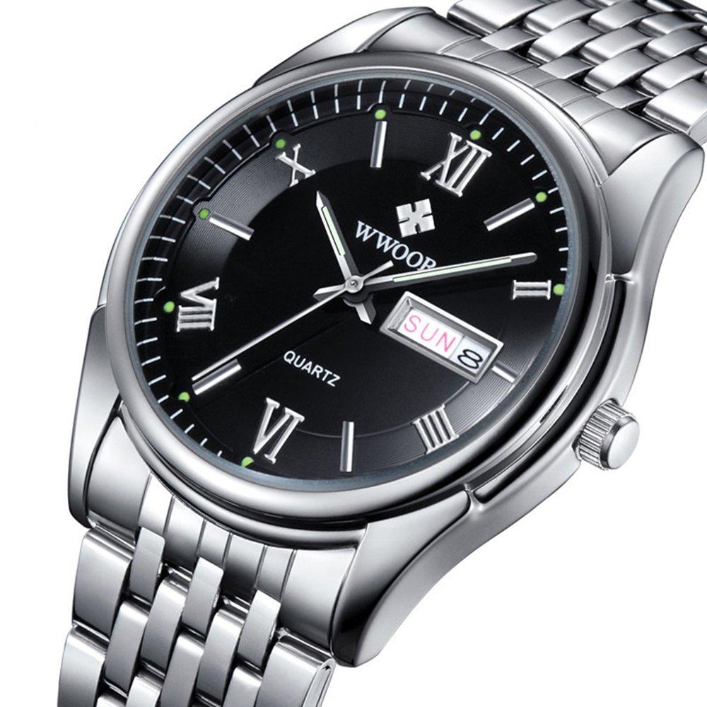Venta hombres relojes de pulsera de los hombres suizos ...