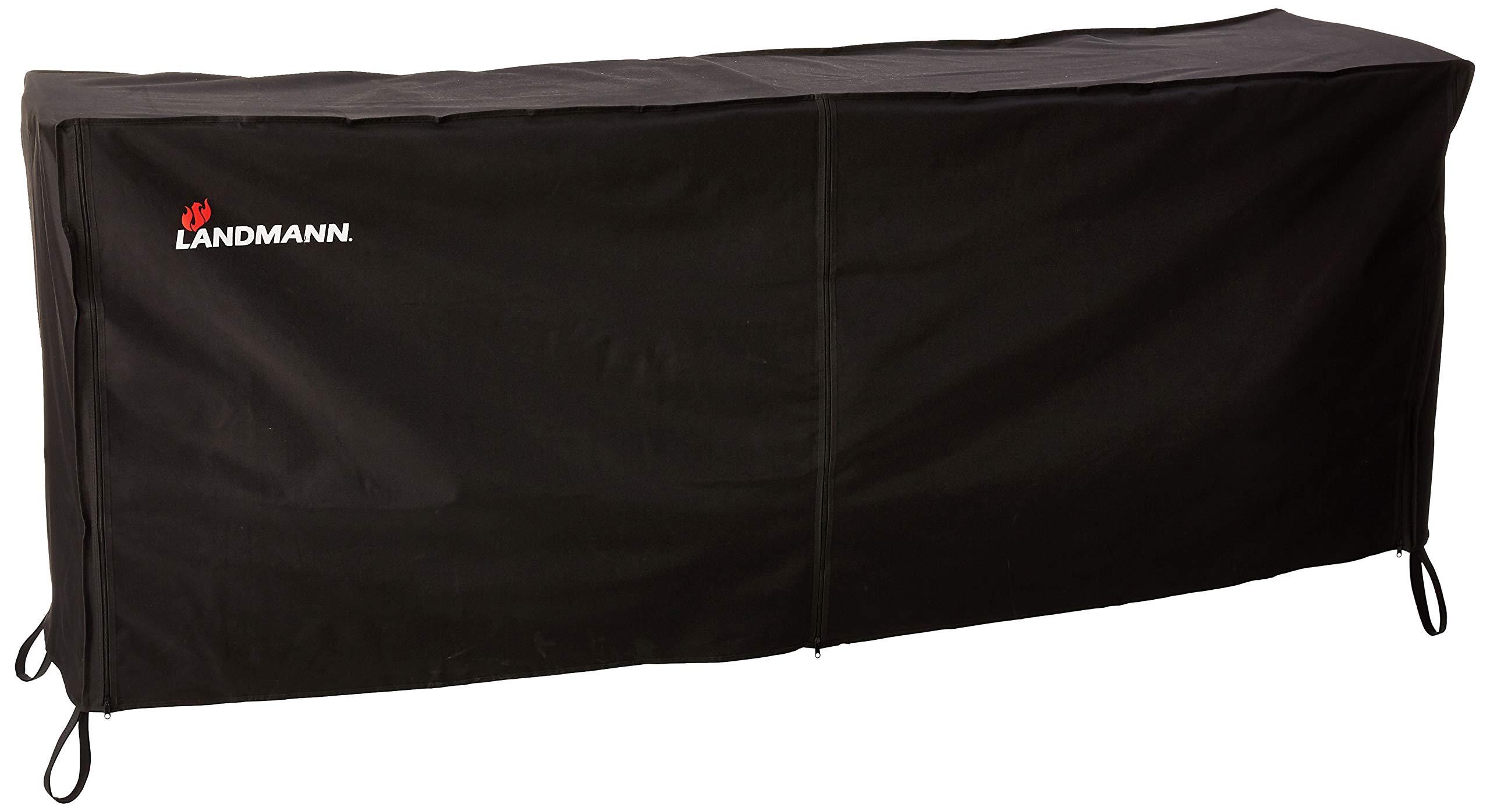 Landmann USA 82471 Heavy Duty Log Rack Cover, 8-Feet by Landmann