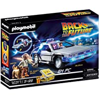Playmobil 70317 Back to The Future Delorean Play Figures 385 x 94 x 284 mm