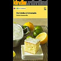 Do Limão à Limonada : Tá na Mesa