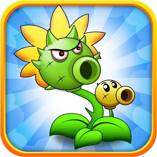 Angry Plants vs Zombies !