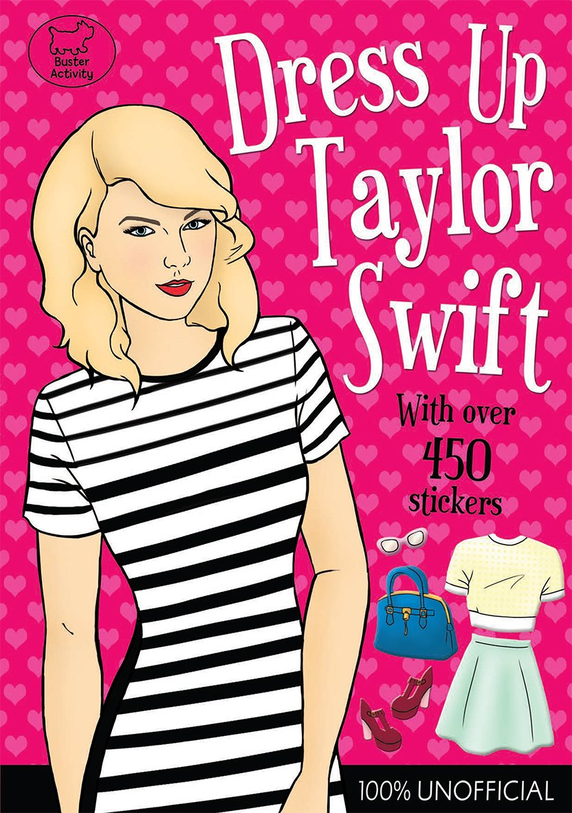 Dress Up Taylor Swift pdf epub