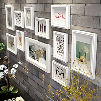 WUXK Foto wall Frame Wand eine Wand Dekoration Ideen Wohnzimmer Wand ...