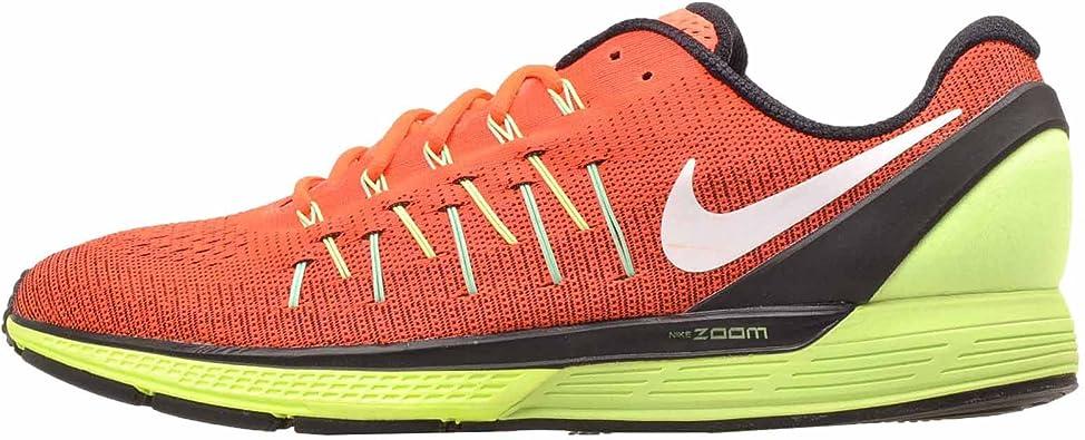 Nike 844545-800, Zapatillas de Trail Running para Hombre, Naranja (Hyper Orange/White/Black/Ghost Green), 42 EU: Amazon.es: Zapatos y complementos