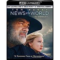 News of the World [Blu-ray]